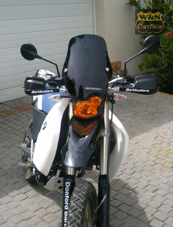 Kawasaki Enduro 650 >> BMW G 650 X-Challenge :::Cúpula Pro Screen:::