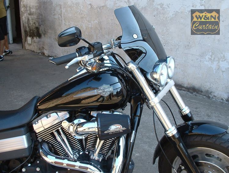 Curtain Amp Pro Screen Harley Davidson Fat Bob