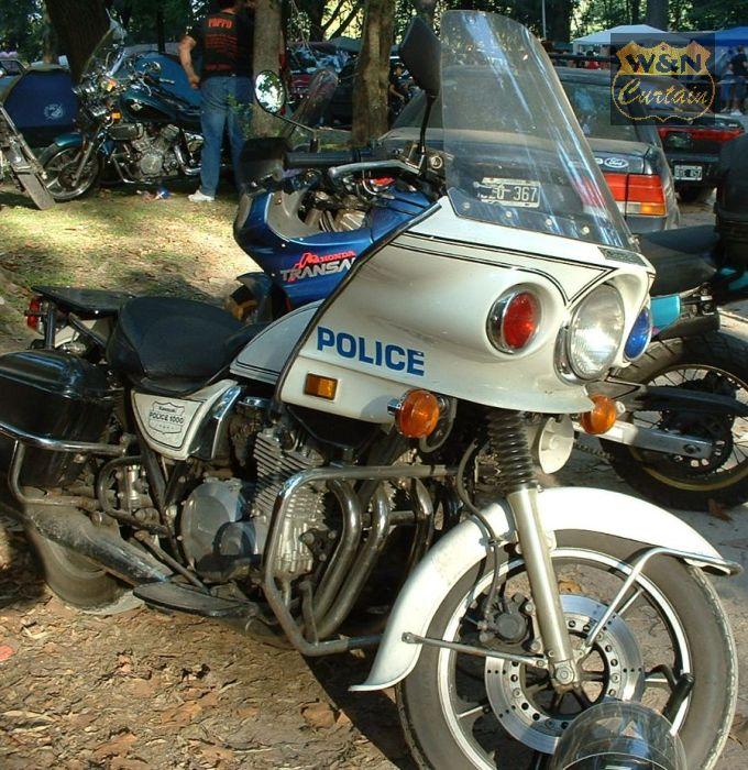 Kawasaki KZ 1000 Police :::Cúpula Pro Screen:::